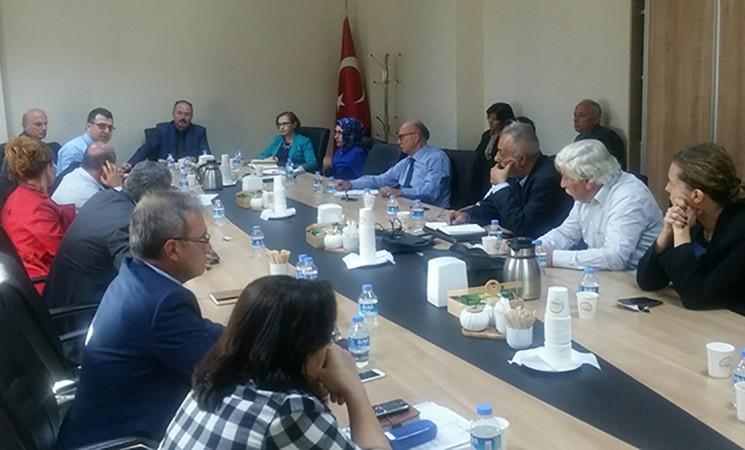 Beyaz Et Sektörü Bilgi Kirliliği İle Mücadele toplantısı gerçekleştirildi