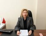 Doç.Dr. Nazan Yardım TGDF Anakara ofisini ziyaret etti.