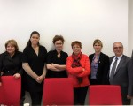 TGDF Genel Sekreterleri İzmir'de biraraya geldi