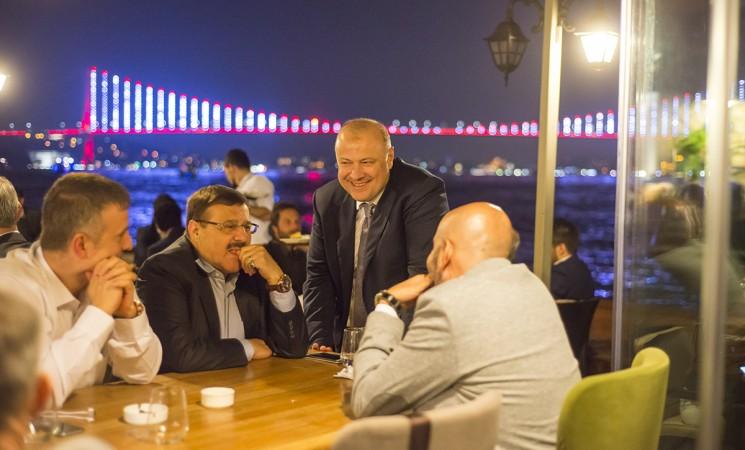 Gıda sektörünün İstanbul buluşması