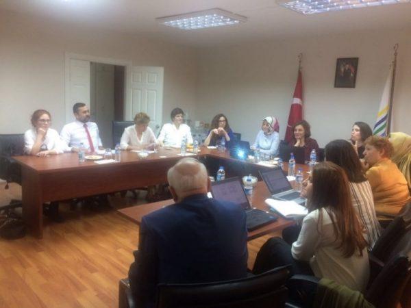 Genel sekreterler İstanbul toplantısı