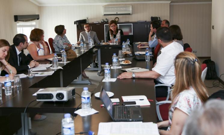 Etiketleme İhtisas Alt Komisyonu TGDF Temsilcileri Toplantısı