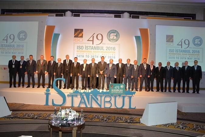 Dünya Şeker Sektörü buluşmasına TGDF desteği!