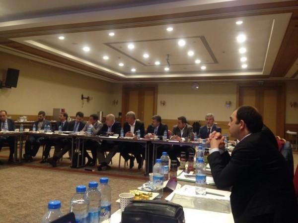 ASÜD Yönetim Kurulu Toplantısı