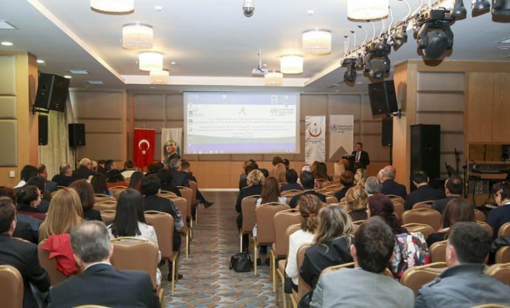 Türkiye Sağlıklı Beslenme ve Hareketli Hayat Programı Değerlendirme Toplantısı