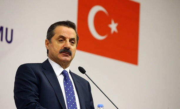 Türkiye-İran Tarımsal İş Forumu
