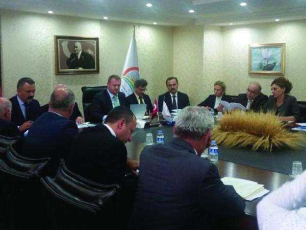 TGDF, Üye Dernekleri ile ihracatı arttıracak girişimlere odaklandı