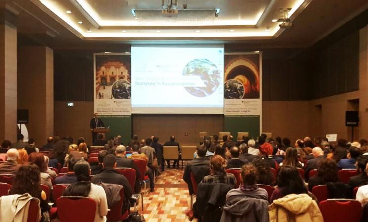 """""""Türk İş Dünyası Liderlerinin İklim Değişikliğine Yanıtı"""" Projesi sonuçları kamuoyuyla paylaşıldı."""