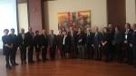TGDF Başkanı Şemsi Kopuz Gıda ve İçecek Sanayinin Üst Düzey Yöneticileri ile biraraya geldi