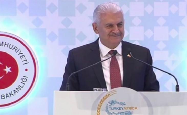 TGDF, Türkiye – Afrika 1. Tarım Bakanları Toplantısı'na katıldı