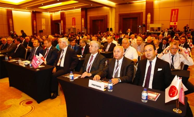 4. Uluslararası Beyaz Et Kongresi Antalya'da gerçekleşti