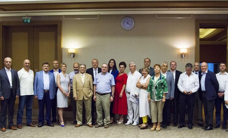 TGDF Başkanlar Konseyi toplandı