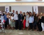Gıda sahteciliği çalıştayına TGDF Genel Sekreteri Menlik de katıldı