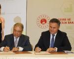 TGDF ile Çevre Bakanlığı, çevreye saygılı gıda üretimi için büyük iş birliğine gitti!
