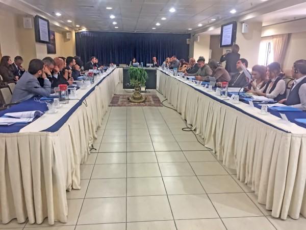 FAO Kurumsal Sonuç Değerlendirme Anketi Toplantısı