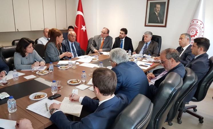 Hazır Ambalaj Teknik Komitesi 22'nci Toplantısı Yapıldı