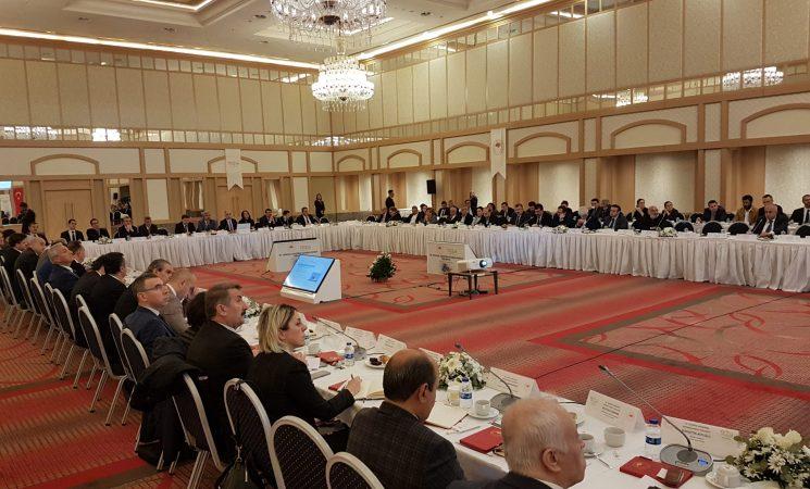 7'nci Tarımsal Araştırma Danışma Kurulu Toplantısı yapıldı