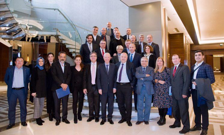TGDF Başkanlar Konseyi İstanbul'da toplandı