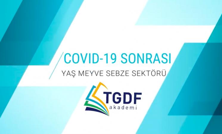 Covid-19 ve Tarladan Sofraya Yaş Meyve Sebze Sektörü