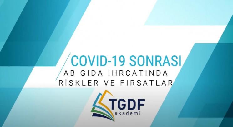 COVID-19 Sonrası AB'ye Gıda İhracatında Riskler ve Fırsatlar
