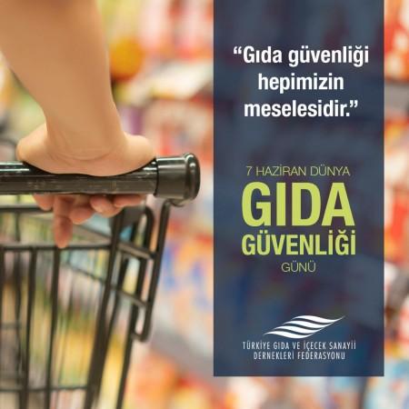 TGDF: Gıda güvenliği hepimizin meselesidir!