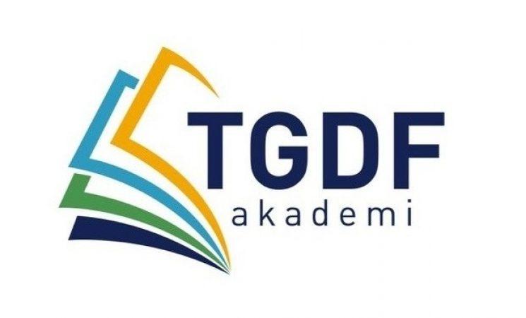 TGDF Akademi 2021'e kapsamlı bir programla girdi!